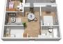 Morizon WP ogłoszenia | Mieszkanie w inwestycji Stawowa Przystań, Kraków, 46 m² | 7802