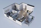 Mieszkanie w inwestycji Bałtycka 31, Rzeszów, 41 m² | Morizon.pl | 8153 nr3