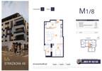 Mieszkanie w inwestycji Strażacka 40, Rzeszów, 44 m² | Morizon.pl | 2955 nr2