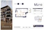 Mieszkanie w inwestycji Strażacka 40, Rzeszów, 37 m²   Morizon.pl   2959 nr2
