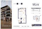 Mieszkanie w inwestycji Strażacka 40, Rzeszów, 44 m² | Morizon.pl | 2967 nr2