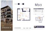 Mieszkanie w inwestycji Strażacka 40, Rzeszów, 49 m² | Morizon.pl | 2973 nr2