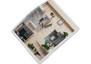 Morizon WP ogłoszenia | Mieszkanie w inwestycji Nova Chodzieska, Warszawa, 136 m² | 5601