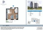 Mieszkanie w inwestycji Panorama Park, Białystok, 39 m² | Morizon.pl | 1457 nr2