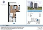 Mieszkanie w inwestycji Panorama Park, Białystok, 39 m²   Morizon.pl   1466 nr2