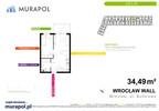 Mieszkanie w inwestycji Murapol Zielona Toskania, Wrocław, 34 m²   Morizon.pl   3775 nr2