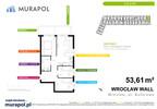 Mieszkanie w inwestycji Murapol Zielona Toskania, Wrocław, 54 m² | Morizon.pl | 3795 nr2