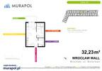 Mieszkanie w inwestycji Murapol Zielona Toskania, Wrocław, 32 m² | Morizon.pl | 3867 nr2