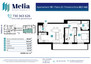 Morizon WP ogłoszenia | Mieszkanie w inwestycji Melia Apartamenty II, Łódź, 63 m² | 2157