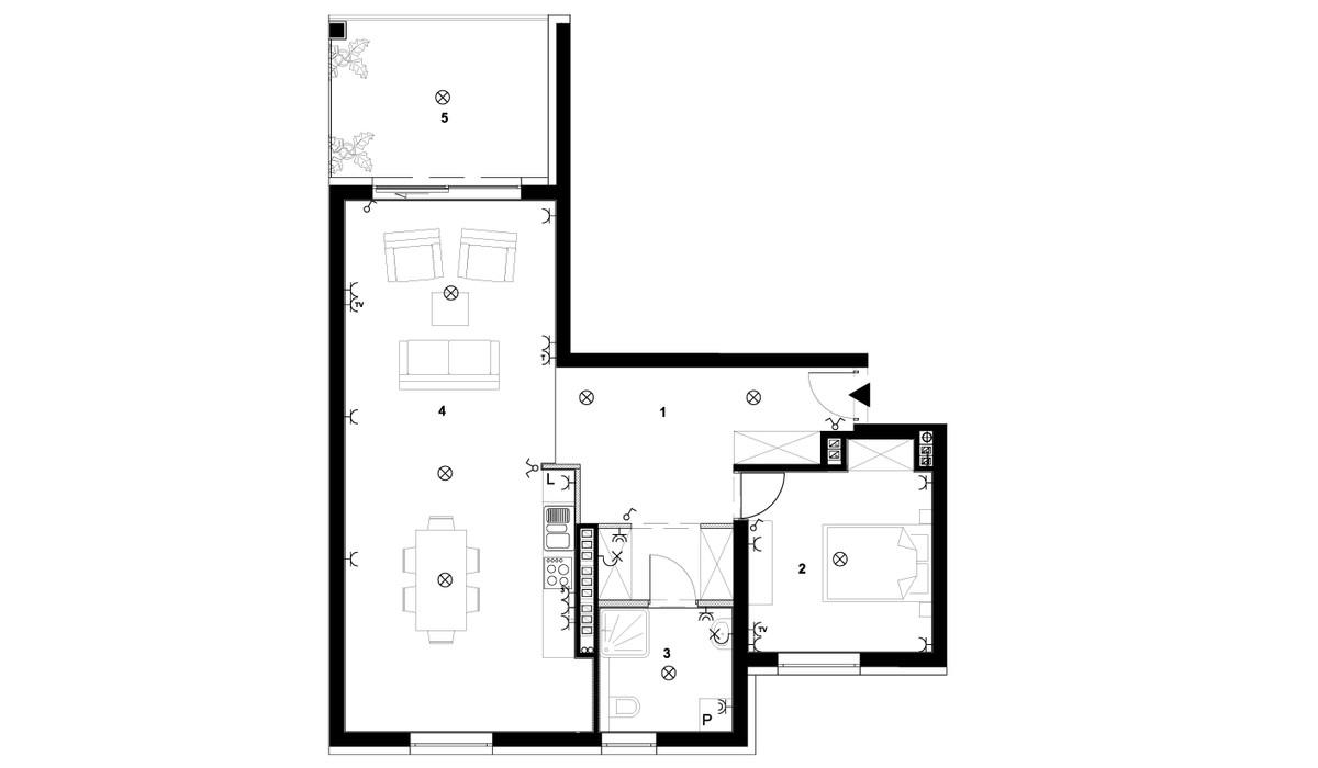 Mieszkanie w inwestycji Apartamenty Pod Żaglami, Zegrze Południowe, 71 m²   Morizon.pl   3089