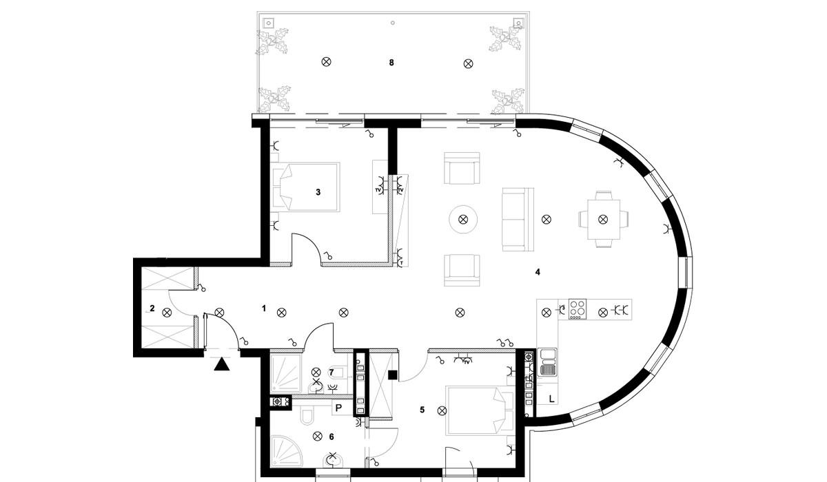 Mieszkanie w inwestycji Apartamenty Pod Żaglami, Zegrze Południowe, 101 m²   Morizon.pl   3093