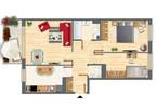 Mieszkanie w inwestycji Na Smolnej, Poznań, 62 m² | Morizon.pl | 3025 nr3