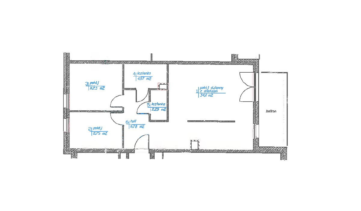 Mieszkanie w inwestycji Bulwary Augustówka, Warszawa, 68 m² | Morizon.pl | 4093