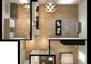 Morizon WP ogłoszenia | Mieszkanie w inwestycji Signum, Gdynia, 65 m² | 6104