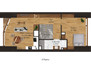 Morizon WP ogłoszenia | Mieszkanie w inwestycji Jordanowska, Kraków, 45 m² | 6850
