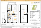Dom w inwestycji OSIEDLE TULECKIE, Gowarzewo, 74 m² | Morizon.pl | 6804 nr2