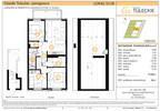 Dom w inwestycji OSIEDLE TULECKIE, Gowarzewo, 74 m² | Morizon.pl | 6905 nr2