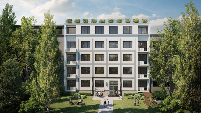 Morizon WP ogłoszenia | Mieszkanie na sprzedaż, Warszawa Wierzbno, 60 m² | 1066