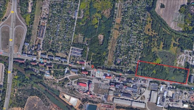 Morizon WP ogłoszenia | Działka na sprzedaż, Bytom Siemianowicka, 42207 m² | 9035