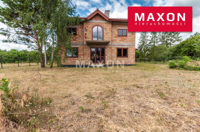 Morizon WP ogłoszenia   Dom na sprzedaż, Parcela-Obory, 340 m²   0839