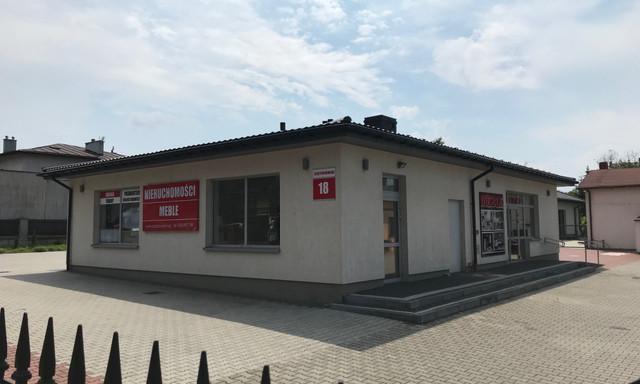 Biuro do wynajęcia <span>Wieluński (pow.), Wieluń (gm.), Częstochowska 18</span>