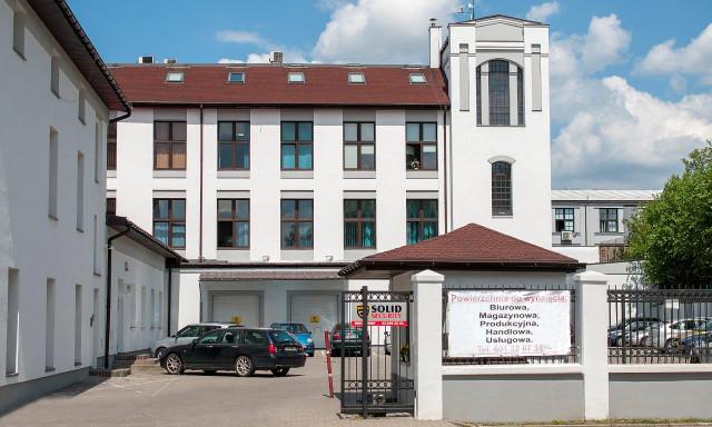 Biuro do wynajęcia <span>Łódź, Górna, Senatorska</span>