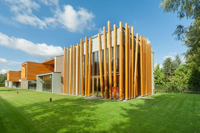 Morizon WP ogłoszenia | Dom w inwestycji Paradise in the Forest, Warszawa, 465 m² | 8816