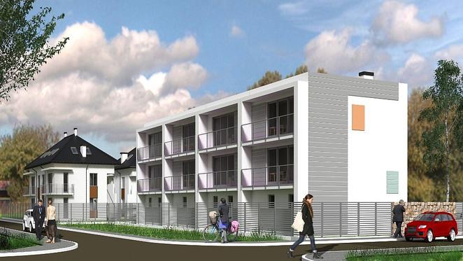 Morizon WP ogłoszenia | Mieszkanie na sprzedaż, Ząbki Popiełuszki, 66 m² | 2197