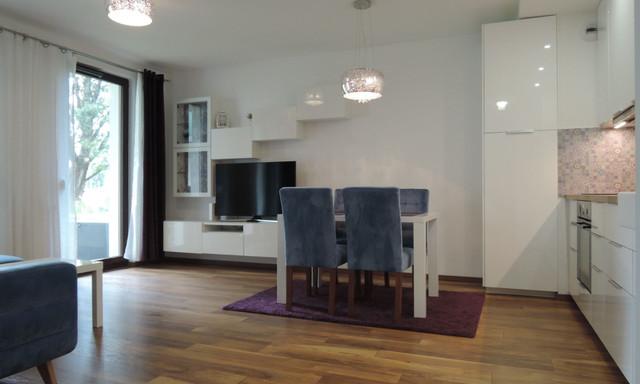 Mieszkanie do wynajęcia <span>Kraków, Grzegórzki, Cystersów</span>