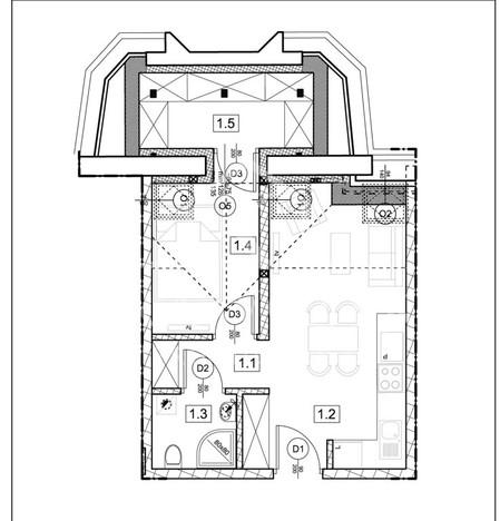 Morizon WP ogłoszenia   Mieszkanie na sprzedaż, Szczecin Centrum, 29 m²   6686