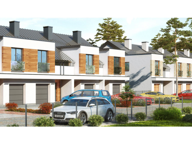 Morizon WP ogłoszenia | Dom w inwestycji Os. Porąbki w Rzeszowie, Rzeszów, 117 m² | 4336