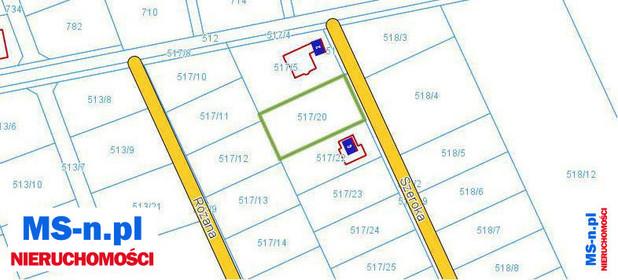 Działka na sprzedaż 1143 m² Chodzieski (Pow.) Chodzież (Gm.) Rataje Szeroka - zdjęcie 1