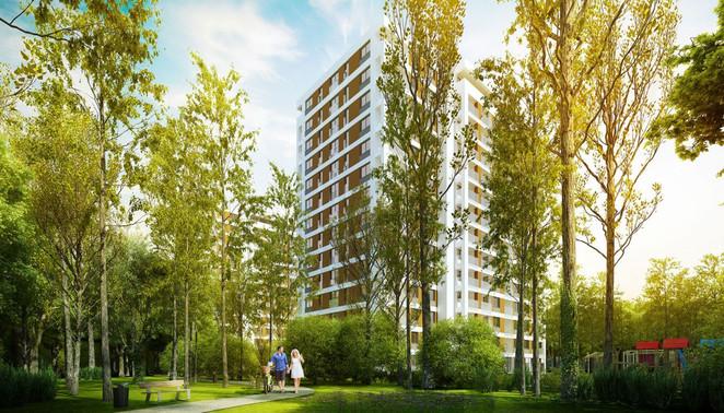 Morizon WP ogłoszenia | Mieszkanie w inwestycji Red Park, Poznań, 42 m² | 8117