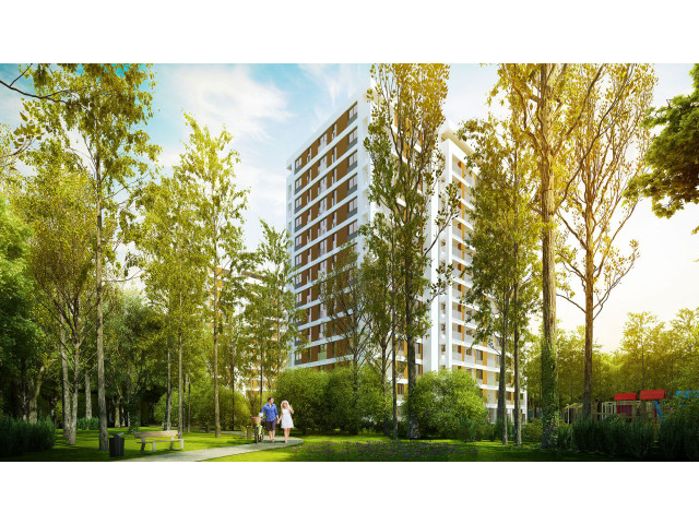 Morizon WP ogłoszenia | Mieszkanie w inwestycji Red Park, Poznań, 60 m² | 8225
