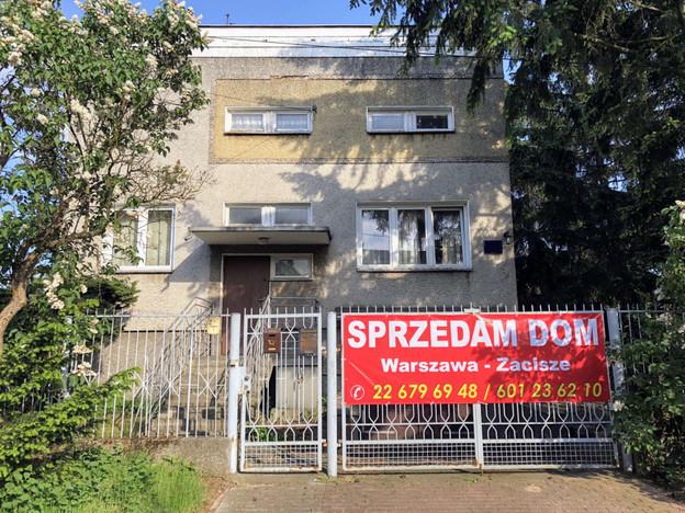 Morizon WP ogłoszenia | Dom na sprzedaż, Warszawa Zacisze, 120 m² | 6115