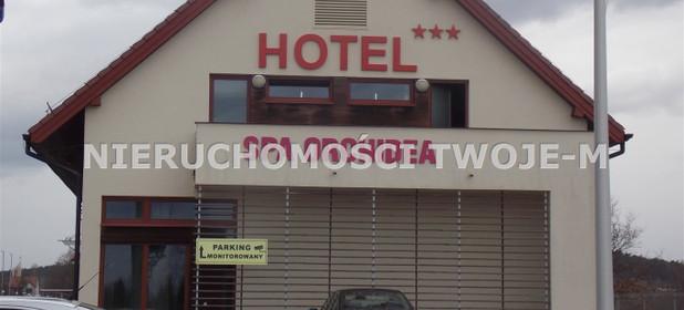Hotel, pensjonat na sprzedaż 1624 m² Kielecki Masłów Dąbrowa - zdjęcie 1