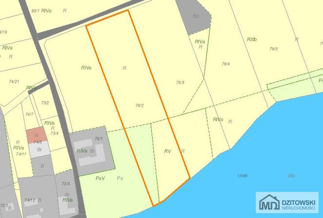 Morizon WP ogłoszenia | Działka na sprzedaż, Kal, 12090 m² | 9355