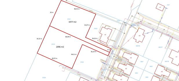 Działka na sprzedaż 2096 m² Gdańsk Kokoszki Inżynierska - zdjęcie 1