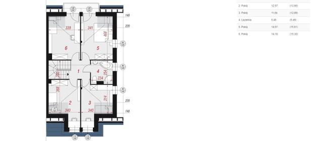 Dom na sprzedaż 184 m² Gdańsk Matarnia Synów Pułku - zdjęcie 3