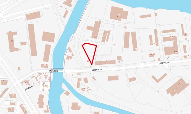Przemysłowy na sprzedaż <span>Gdańsk, Rudniki, Litewska</span>