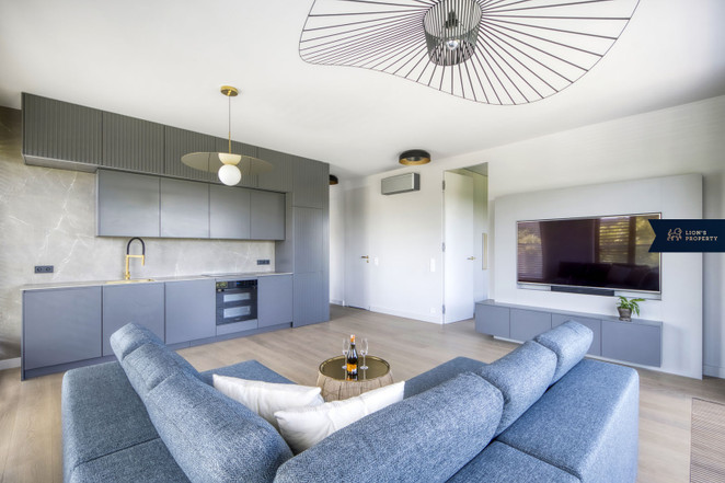 Morizon WP ogłoszenia | Mieszkanie na sprzedaż, Warszawa Saska Kępa, 69 m² | 4545