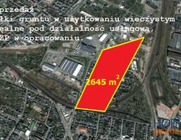 Morizon WP ogłoszenia | Przemysłowy na sprzedaż, Poznań Górczyn, 2645 m² | 4951