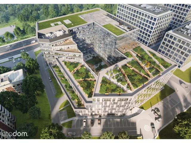 Morizon WP ogłoszenia | Lokal w inwestycji Tischnera Office, Kraków, 1710 m² | 7875