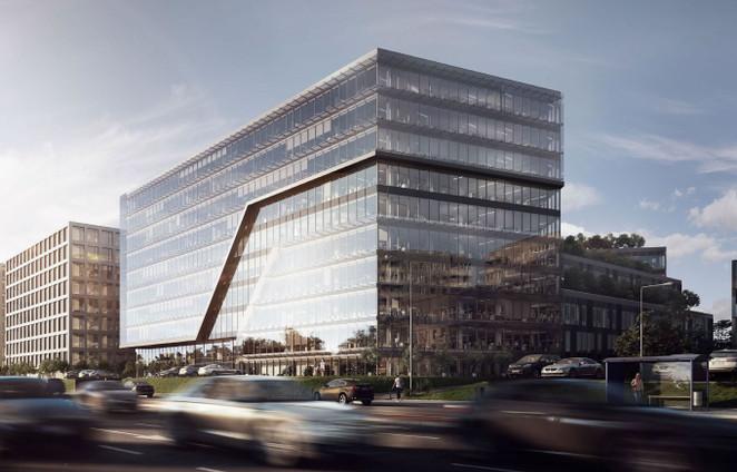 Morizon WP ogłoszenia | Biuro w inwestycji Tischnera Office, Kraków, 4130 m² | 7494