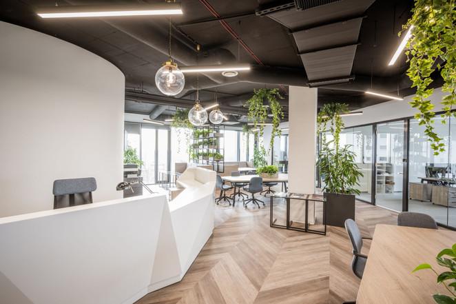 Morizon WP ogłoszenia | Biuro w inwestycji Carbon Tower, Wrocław, 1535 m² | 9579