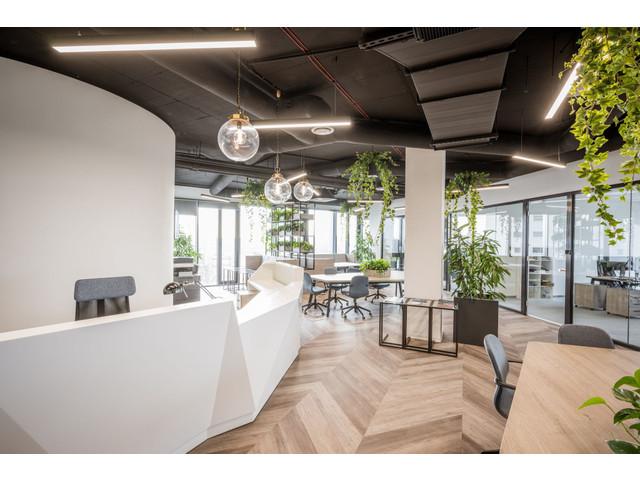 Morizon WP ogłoszenia | Biuro w inwestycji Carbon Tower, Wrocław, 15 m² | 5464