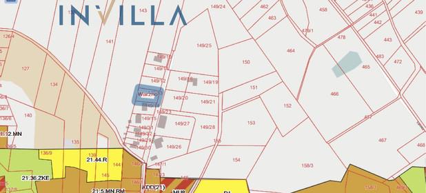Działka na sprzedaż 1112 m² Wejherowski Szemud Warzno Dębowa - zdjęcie 1