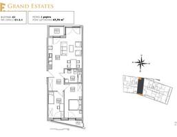 Morizon WP ogłoszenia | Mieszkanie na sprzedaż, Gdynia Zwycięstwa, 68 m² | 8257