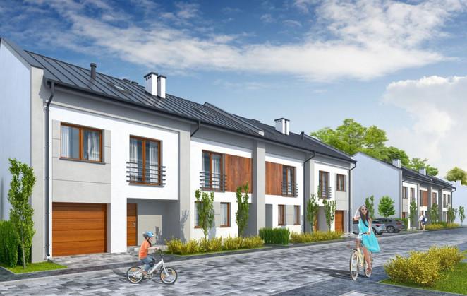 Morizon WP ogłoszenia   Dom w inwestycji Zielona Aleja, Radzymin (gm.), 110 m²   9457