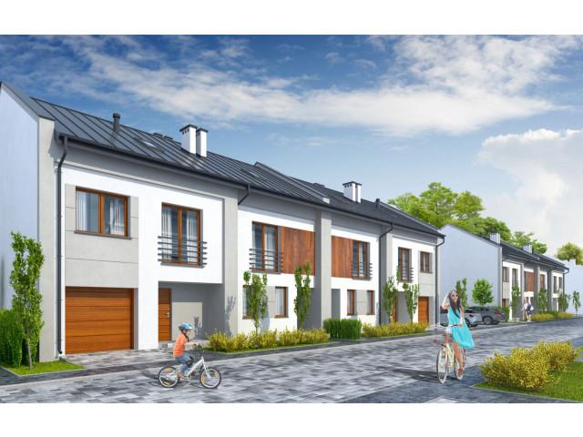 Morizon WP ogłoszenia   Dom w inwestycji Zielona Aleja, Radzymin (gm.), 110 m²   9451